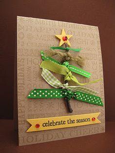 ideas para hacer postales de navidad - Como Hacer Una Postal De Navidad