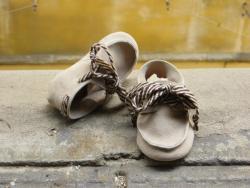 zapatos de bebes artesanales