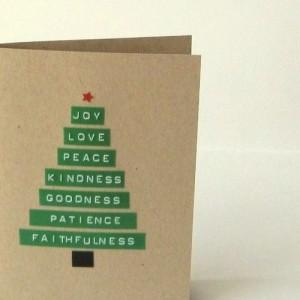 ideas para hacer postales de navidad