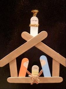 manualidades para niños en navidades