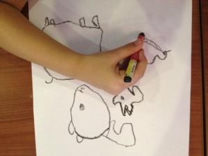 El dibujo de los niños y la inteligencia